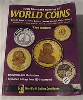 2006 Standard Catalog of World Coins. 1901-Present. 33-е издание