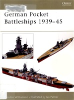 Williamson G. German Pocket Battleships 1939-45.