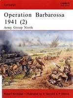 Kirchubel R. Operation Barbarossa 1941 (2). Army Group North.