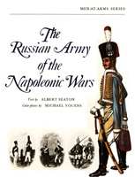 Seaton A. The Russian Army of the Napoleonic Wars.